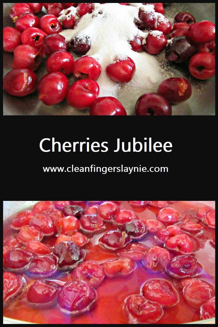 Cherries Jubilee - Clean Fingers Laynie
